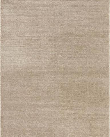 Hnědobéžový koberec Elle Decoration Glow Loos, 160 x 230 cm