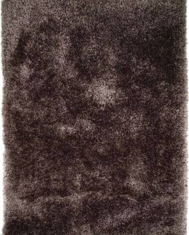 Hnědý koberec Flair Rugs Pearls, 120 x 170 cm
