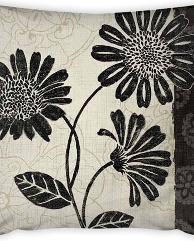 Povlak na polštář Vitaus Sketcho Uno, 43 x 43 cm