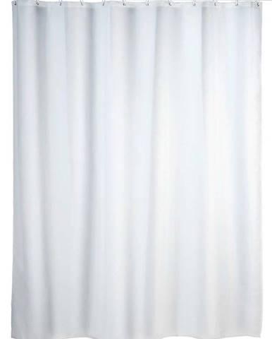 Pratelný sprchový závěs Wenko White, 120x200cm