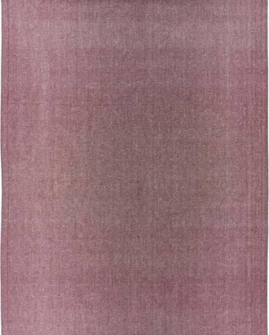 Růžová kuchyňská utěrka z bavlny Södahl Organic, 50x70cm