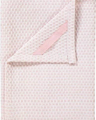 Sada 2 růžových bavlněných utěrek na nádobí Blomus Pattern, 50x70cm