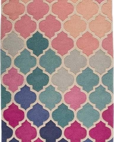 Vlněný koberec Flair Rugs Rosella, 160x220cm