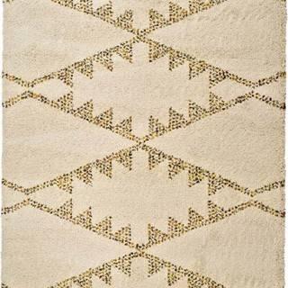 Béžový koberec Universal Zaida Mostaza, 160 x 230 cm