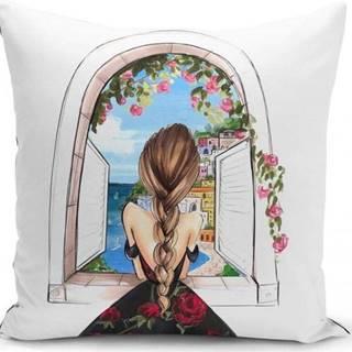 Povlak na polštář Minimalist Cushion Covers Samia, 45 x 45 cm