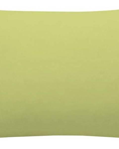 Happy Friday Basic Zelený bavlněný povlak na polštář Happy Friday Basic, 40 x 60 cm