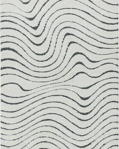 Béžový koberec Asiatic Carpets Ripple, 120 x 170 cm