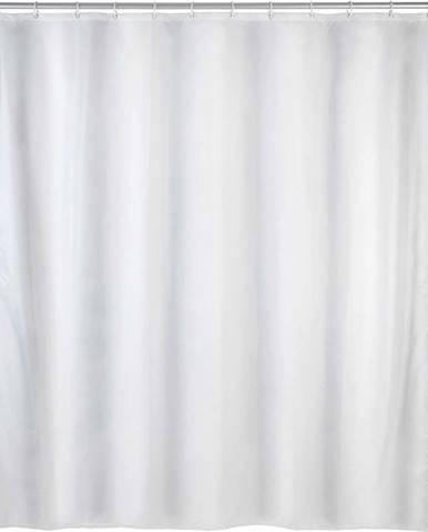 Bílý sprchový závěs Wenko Daylight