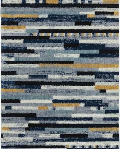 Modrý koberec Asiatic Carpets Emir, 160 x 230 cm