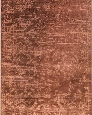 Oranžový koberec Asiatic Carpets Abstract, 160 x 230 cm