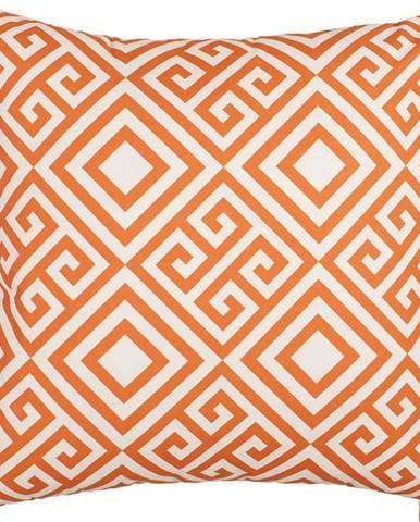 Oranžový povlak na polštář Mike&Co.NEWYORK Summer Dream, 43 x 43 cm
