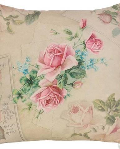 Povlak na polštář Mike&Co.NEWYORK Daisy, 43 x 43 cm