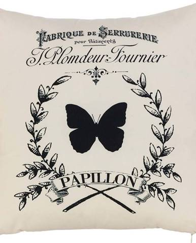 Povlak na polštář Mike&Co.NEWYORK Papilon, 43 x 43 cm