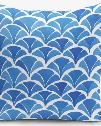 Povlak na polštář s příměsí bavlny Minimalist Cushion Covers Geometric, 45 x 45 cm