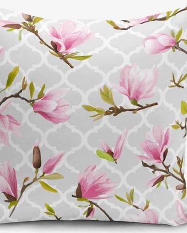 Povlak na polštář s příměsí bavlny Minimalist Cushion Covers Granny, 45 x 45 cm