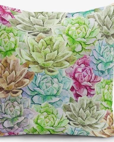 Povlak na polštář s příměsí bavlny Minimalist Cushion Covers Lily, 45 x 45 cm