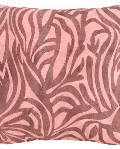 Růžový zahradní polštář Hartman Lena, 50x50cm
