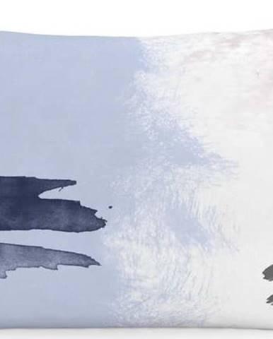 Sada 2 bavlněných povlaků na polštář Blanc Tempera, 50x75cm