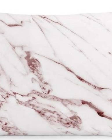 Sada 2bavlněných povlaků napolštář Blanc Terrene, 50x75cm