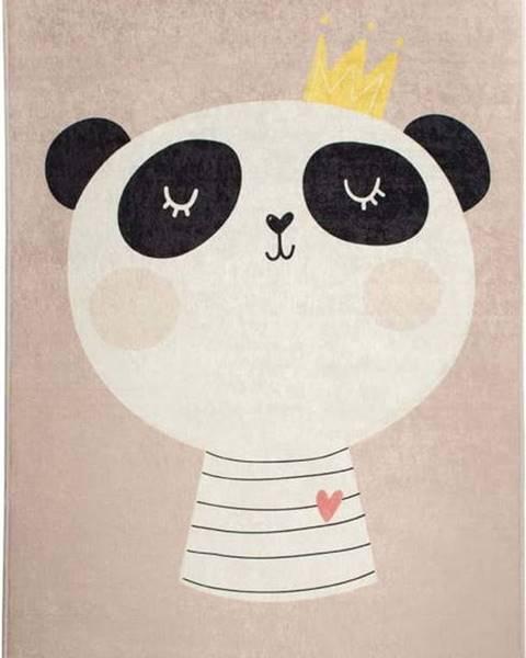 Bonami Dětský koberec King Panda, 140x190cm