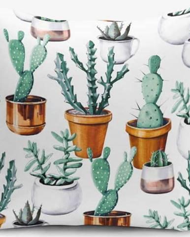 Povlak na polštář Minimalist Cushion Covers Cactus, 45x45cm
