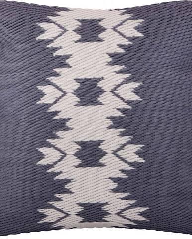 Šedý venkovní polštář Fab Hab Miramar Gray, 51 x 51 cm