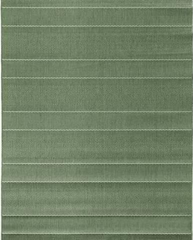 Zelený koberec vhodný i na ven Hanse Home Sunshine, 120 x 170 cm