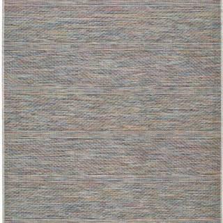 Šedobéžový venkovní koberec Universal Bliss, 130 x 190 cm