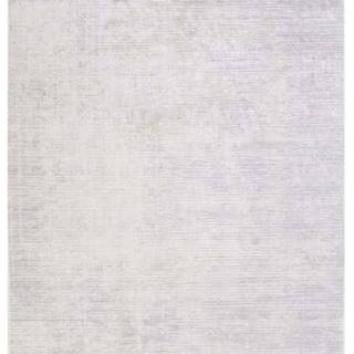 Šedý koberec Vitaus Hali Geometrik, 50x80cm