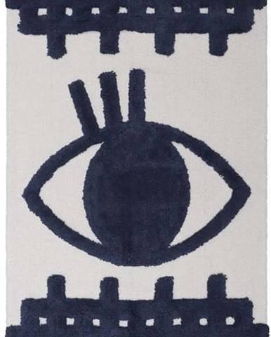 Dětský bavlněný nástěnný koberec Nattiot,50x80cm