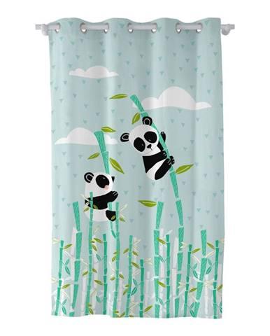 Dětský bavlněný závěs Moshi Moshi Panda,135x180cm