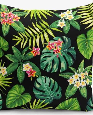 Povlak na polštář s příměsí bavlny Minimalist Cushion Covers Speciality, 45 x 45 cm