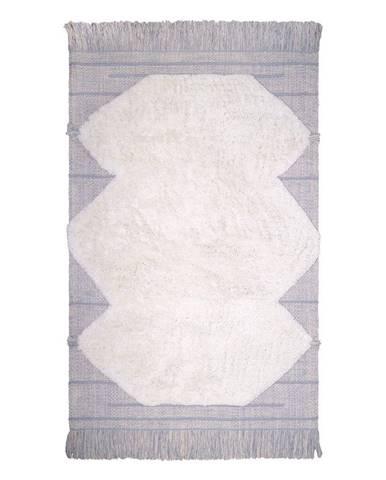 Přírodní ručně vyrobený koberec Nattiot Gordon,110x170cm