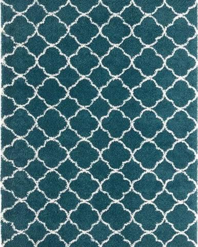 Zelený koberec Mint Rugs Luna, 120 x 170 cm