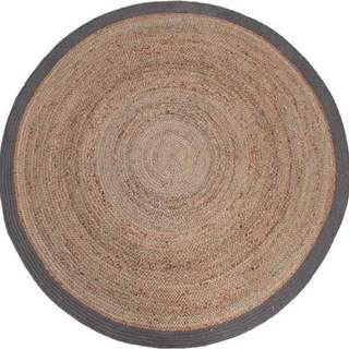 Koberec z konopného vlákna LABEL51 Rug, ⌀150 cm