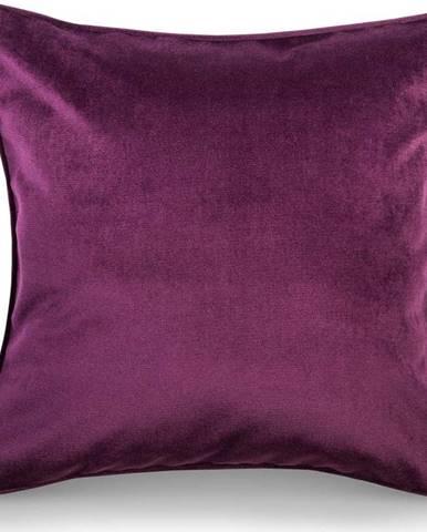 Fialový povlak na polštář WeLoveBeds, 50 x 50 cm