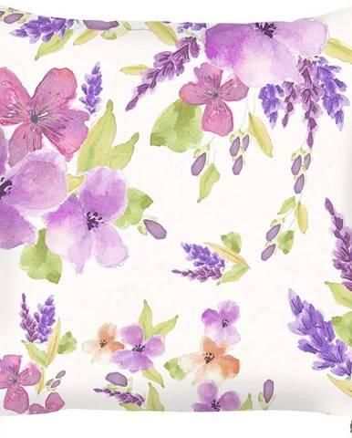 Povlak na polštář Mike&Co.NEWYORK Field Flowers, 43 x 43 cm