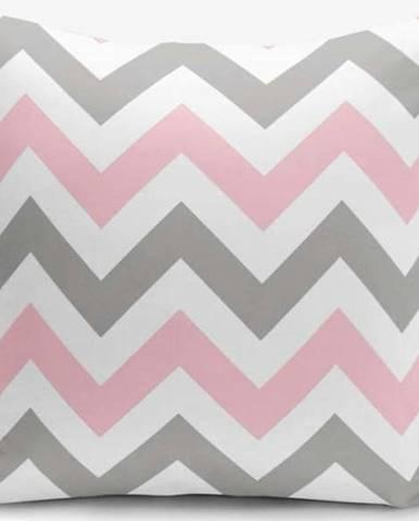 Povlak na polštář Minimalist Cushion Covers Zigzag Modern, 45x45cm