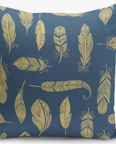 Povlak na polštář s příměsí bavlny Minimalist Cushion Covers Tuy, 45 x 45 cm