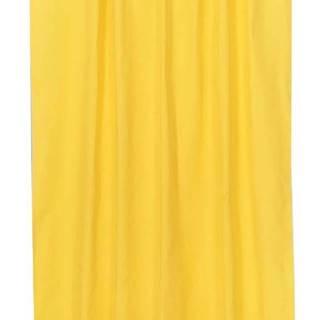 Žlutý závěs Mike&Co.NEWYORK Simply Yellow, 170 x 270 cm