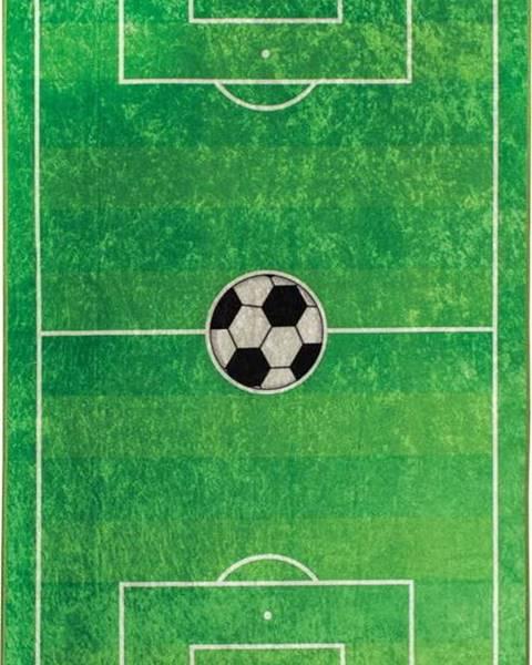 Bonami Dětský koberec Football, 100x160cm