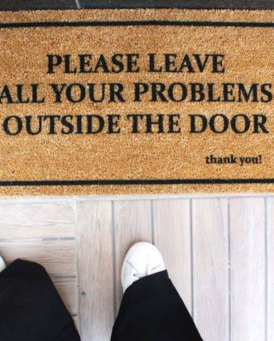 Rohožka Doormat Problems, 70 x 40 cm