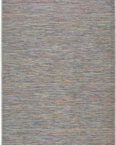 Šedobéžový venkovní koberec Universal Bliss, 75 x 150 cm