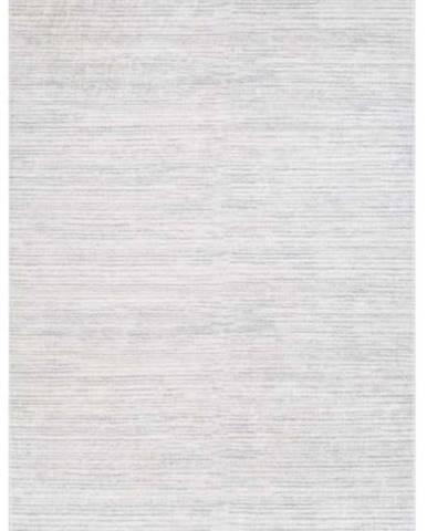Šedý koberec Vitaus Hali Misma, 80x150cm