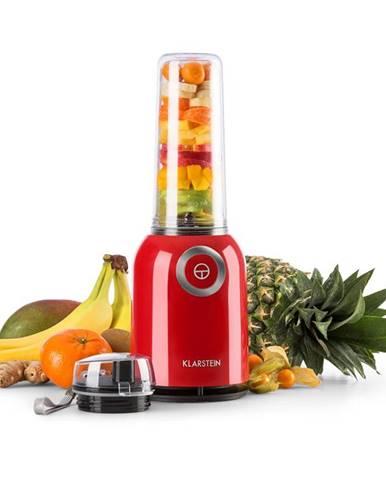 Klarstein Vitwist stojící mixér; 250W; 0,45l, smoothie, červená barva