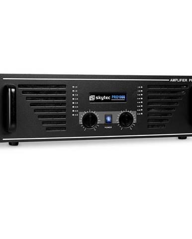 Skytec PRO-1000 černý, PA zesilovač 1600W
