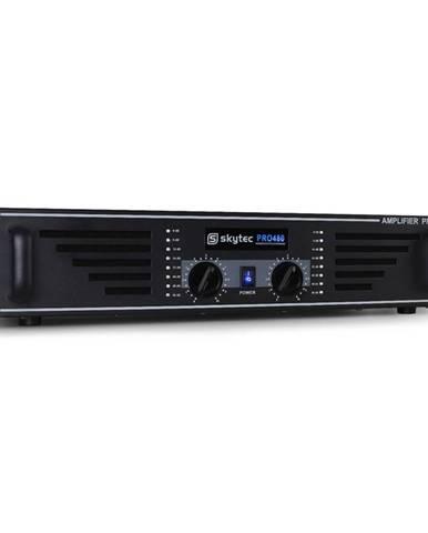 Skytec PRO-480 černý, PA zesilovač