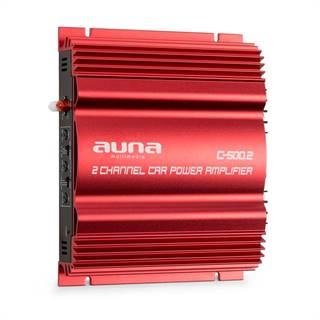 Auna C500.2 2-kanálový zesilovač 2x 95W