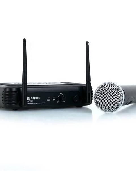 Skytec Bezdrátový mikrofonní set Skytec STWM711, 1 kanál
