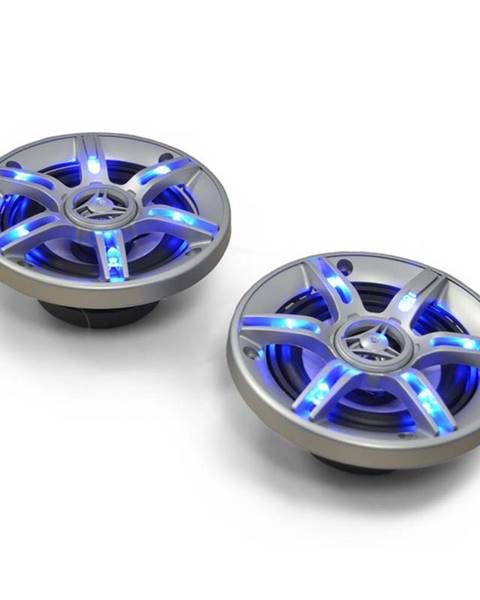 Auna Pár repro do auta Auna CS-LED5, 600 W, 13 cm, LED